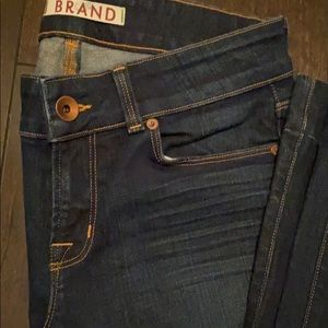 JBrand flare jeans, 28